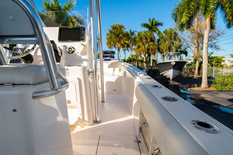Thumbnail 11 for Used 2014 Cobia 256 CC boat for sale in West Palm Beach, FL
