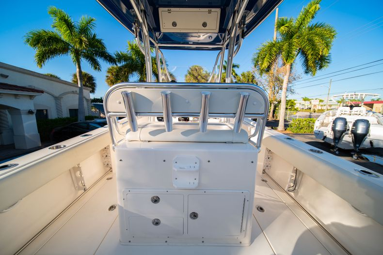 Thumbnail 14 for Used 2014 Cobia 256 CC boat for sale in West Palm Beach, FL