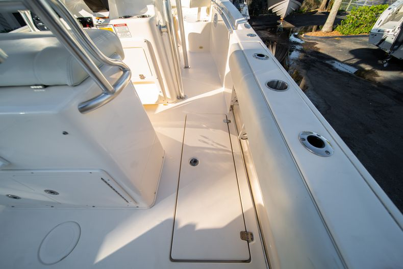 Thumbnail 12 for Used 2014 Cobia 256 CC boat for sale in West Palm Beach, FL