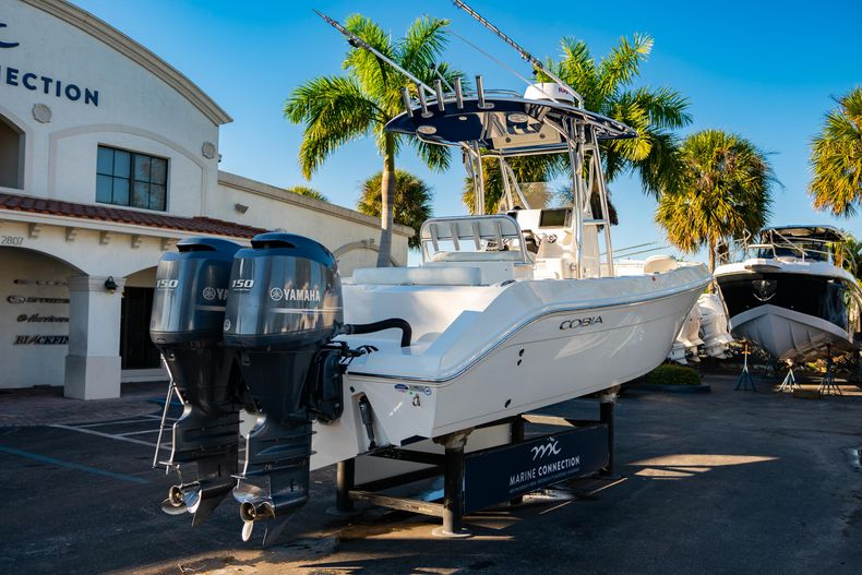 Thumbnail 7 for Used 2014 Cobia 256 CC boat for sale in West Palm Beach, FL