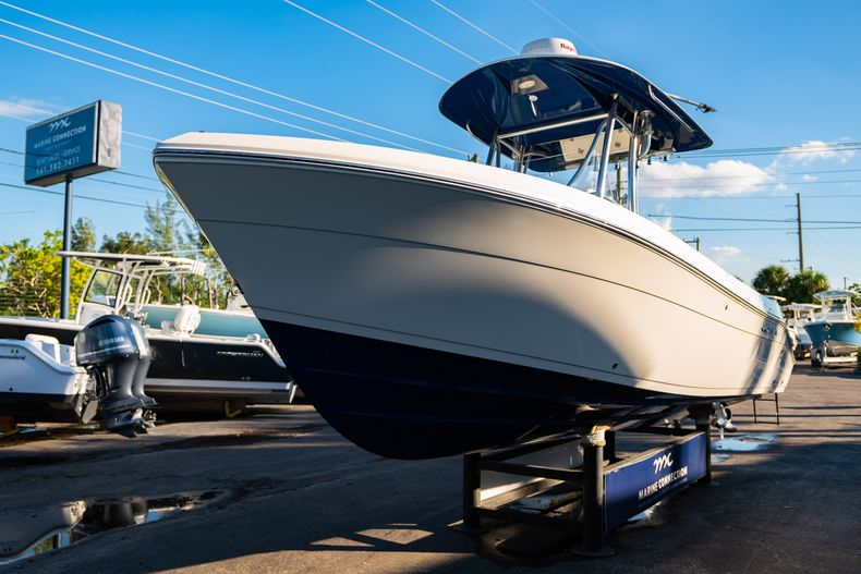 Thumbnail 3 for Used 2014 Cobia 256 CC boat for sale in West Palm Beach, FL