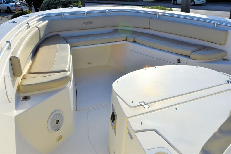 Thumbnail 21 for Used 2015 Cobia 344 Center Console boat for sale in Vero Beach, FL