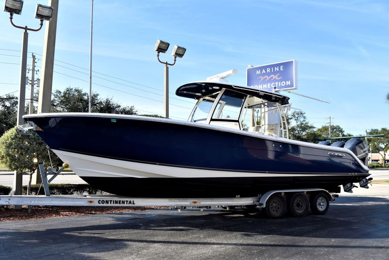 Thumbnail 0 for Used 2015 Cobia 344 Center Console boat for sale in Vero Beach, FL