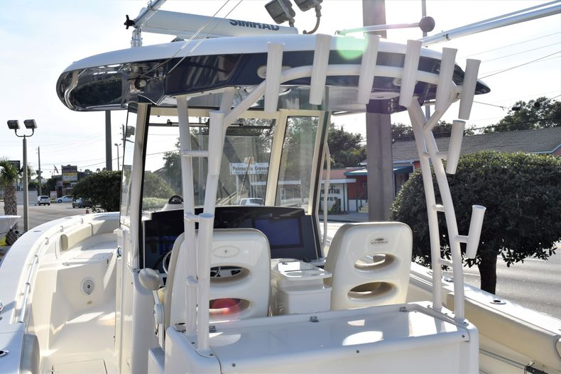 Thumbnail 12 for Used 2015 Cobia 344 Center Console boat for sale in Vero Beach, FL