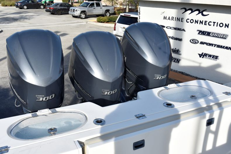 Thumbnail 20 for Used 2015 Cobia 344 Center Console boat for sale in Vero Beach, FL