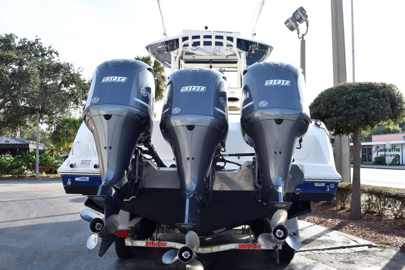 Thumbnail 5 for Used 2015 Cobia 344 Center Console boat for sale in Vero Beach, FL