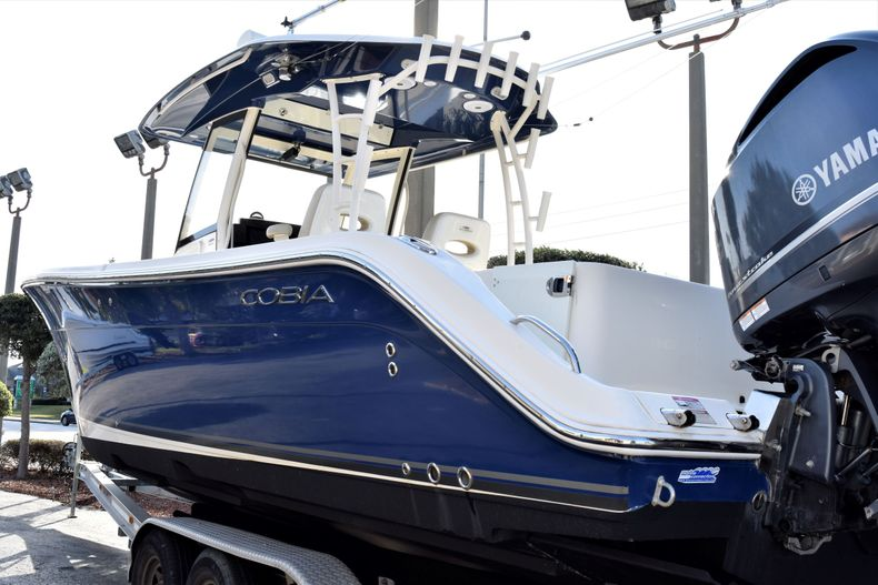 Thumbnail 4 for Used 2015 Cobia 344 Center Console boat for sale in Vero Beach, FL