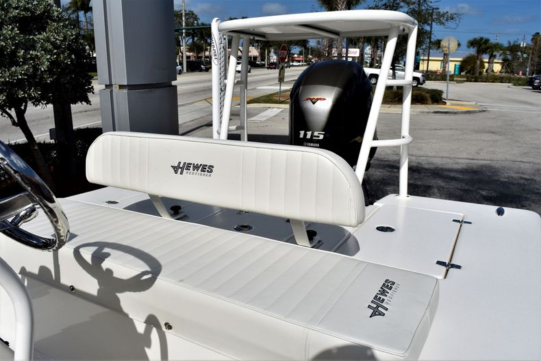 Thumbnail 13 for New 2020 Hewes Redfisher 18 Skiff boat for sale in Fort Lauderdale, FL