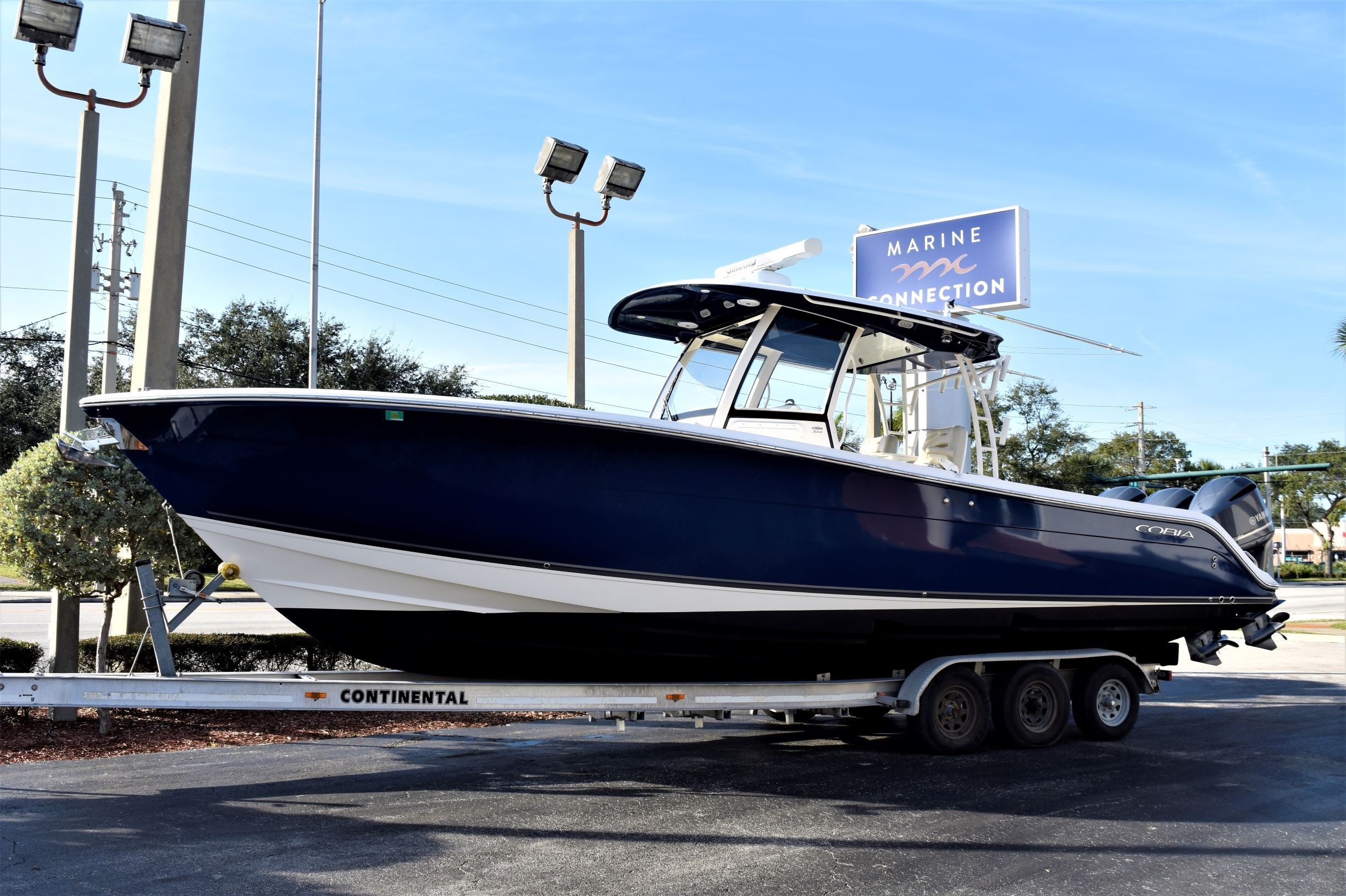 Photo for 2015 Cobia 344 Center Console