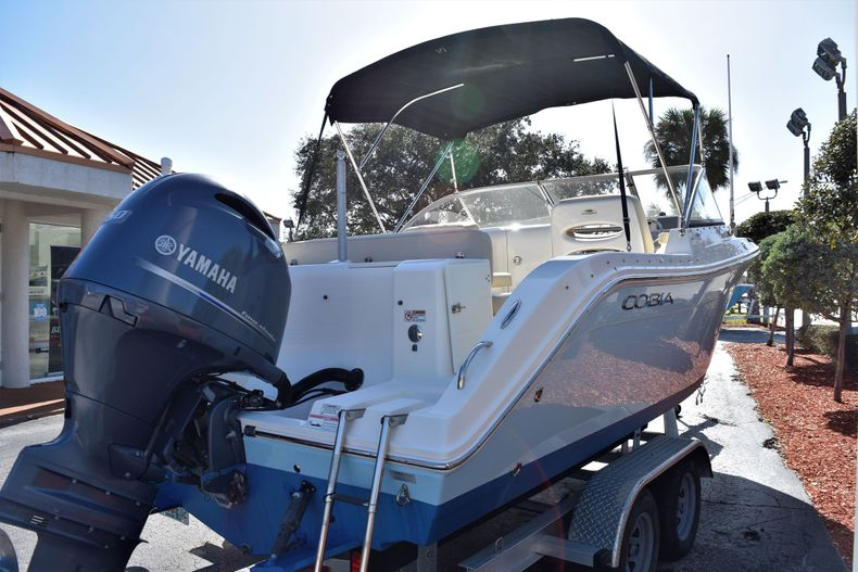 Image 19 for 2017 Cobia 220 Dual Console in Vero Beach, FL