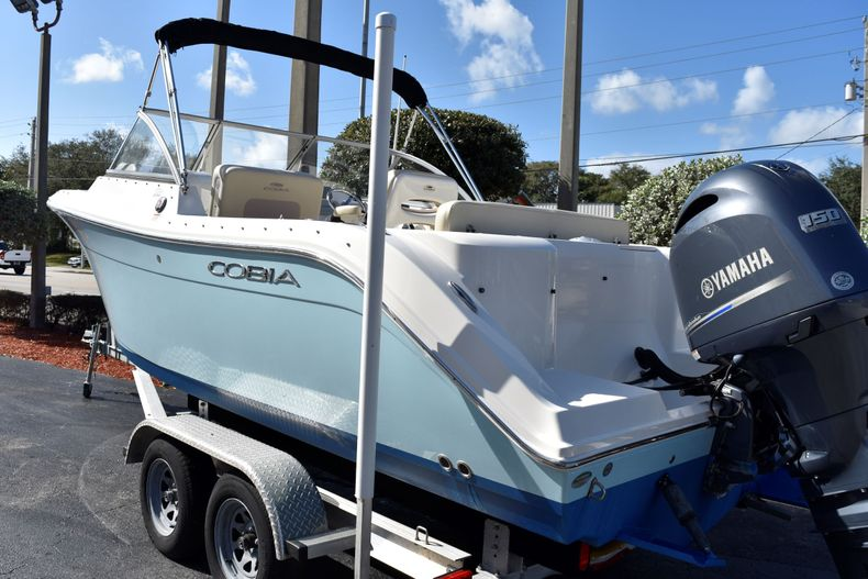 Image 3 for 2017 Cobia 220 Dual Console in Vero Beach, FL