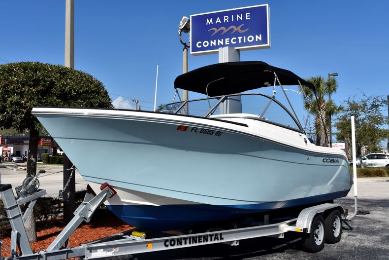 Image 1 for 2017 Cobia 220 Dual Console in Vero Beach, FL