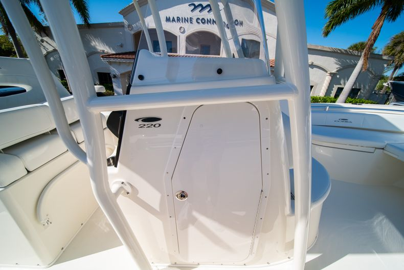 Thumbnail 30 for New 2020 Cobia 220 CC Center Console boat for sale in West Palm Beach, FL