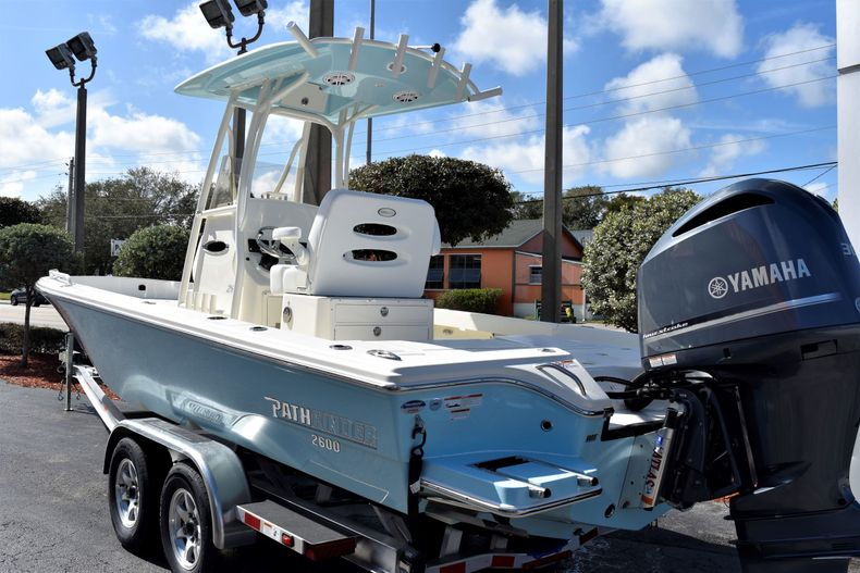 Image 3 for 2020 Pathfinder 2600 TRS Bay Boat in Fort Lauderdale, FL