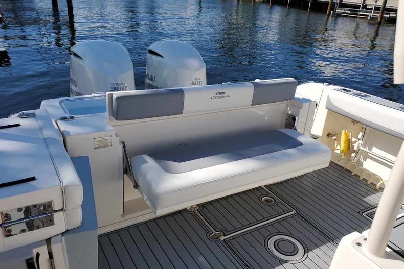 Thumbnail 10 for Used 2018 Cobia 320 Center Console boat for sale in West Palm Beach, FL