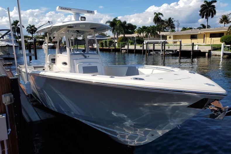 Used 2018 Cobia 320 Center Console boat for sale in West Palm Beach, FL