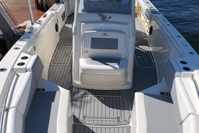 Thumbnail 4 for Used 2018 Cobia 320 Center Console boat for sale in West Palm Beach, FL