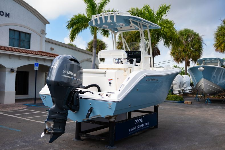 Thumbnail 7 for New 2020 Cobia 201 CC Center Console boat for sale in Miami, FL