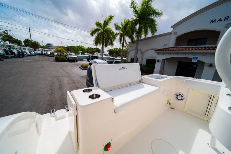 Thumbnail 10 for New 2020 Cobia 201 CC Center Console boat for sale in Miami, FL