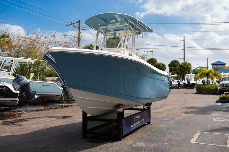 Thumbnail 3 for New 2020 Cobia 201 CC Center Console boat for sale in Miami, FL