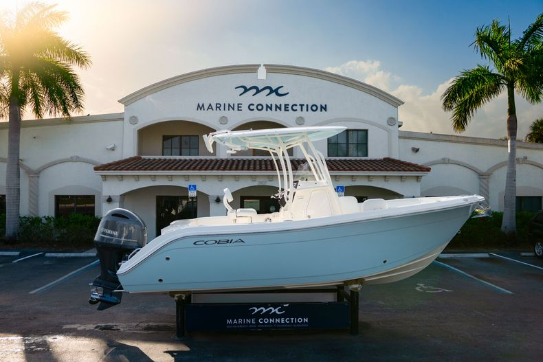 New 2020 Cobia 220 CC Center Console boat for sale in West Palm Beach, FL