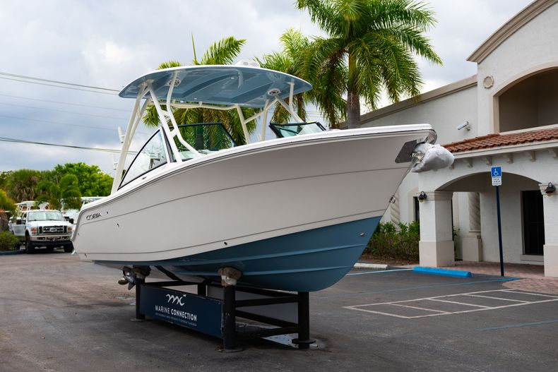 Thumbnail 1 for New 2020 Cobia 240 DC boat for sale in West Palm Beach, FL