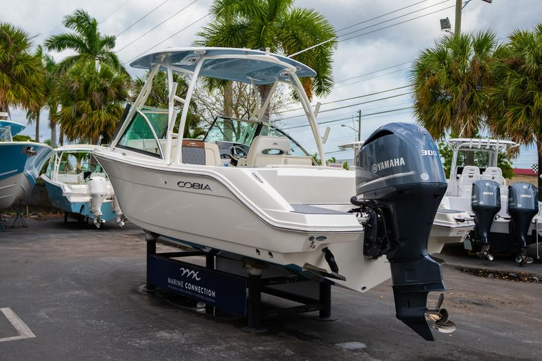 Thumbnail 5 for New 2020 Cobia 240 DC boat for sale in West Palm Beach, FL