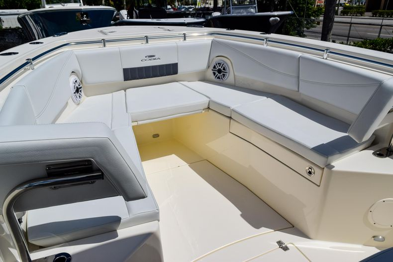 Thumbnail 94 for New 2020 Cobia 320 CC Center Console boat for sale in West Palm Beach, FL