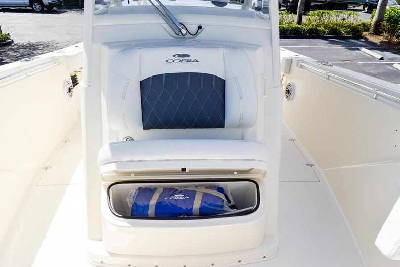 Thumbnail 83 for New 2020 Cobia 320 CC Center Console boat for sale in West Palm Beach, FL