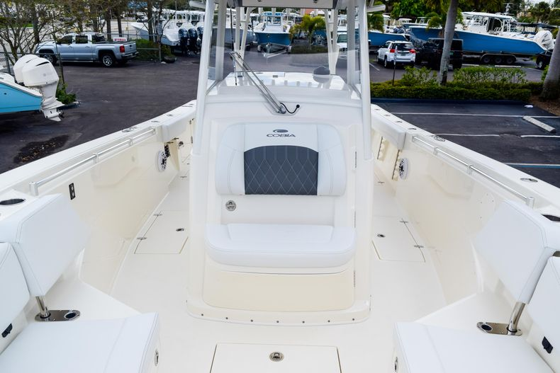 Thumbnail 109 for New 2020 Cobia 320 CC Center Console boat for sale in West Palm Beach, FL