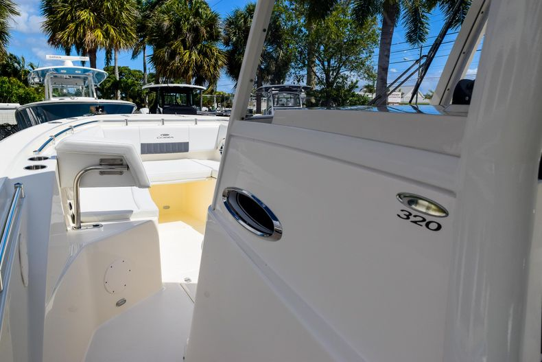 Thumbnail 76 for New 2020 Cobia 320 CC Center Console boat for sale in West Palm Beach, FL
