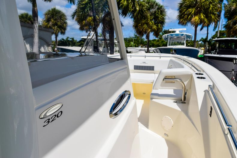 Thumbnail 77 for New 2020 Cobia 320 CC Center Console boat for sale in West Palm Beach, FL