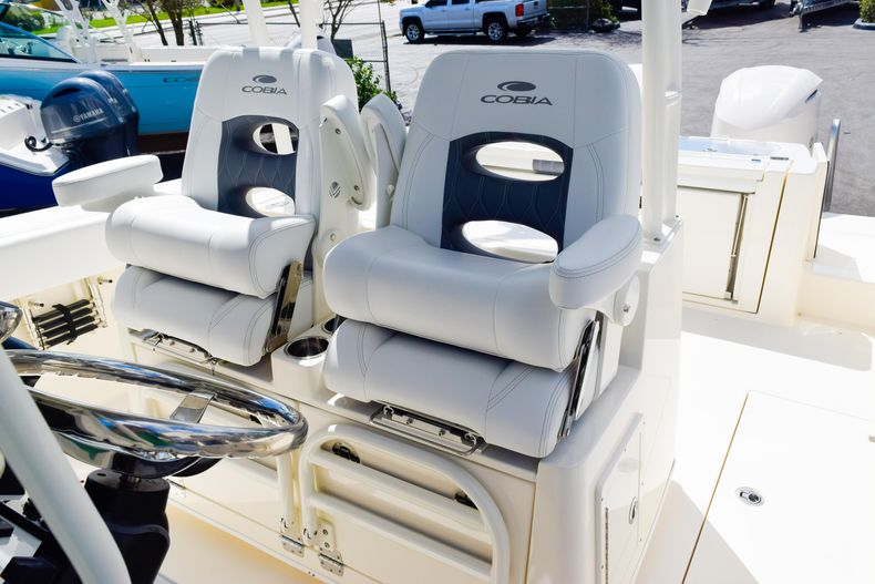 Thumbnail 55 for New 2020 Cobia 320 CC Center Console boat for sale in West Palm Beach, FL