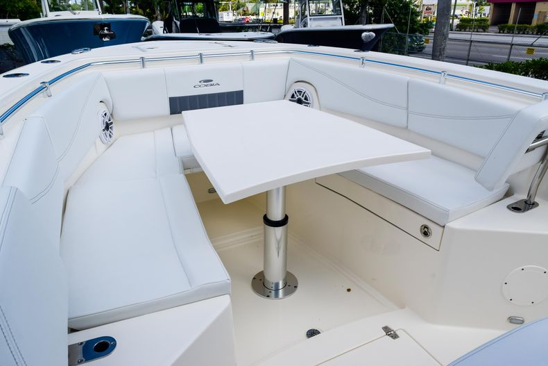 Thumbnail 96 for New 2020 Cobia 320 CC Center Console boat for sale in West Palm Beach, FL
