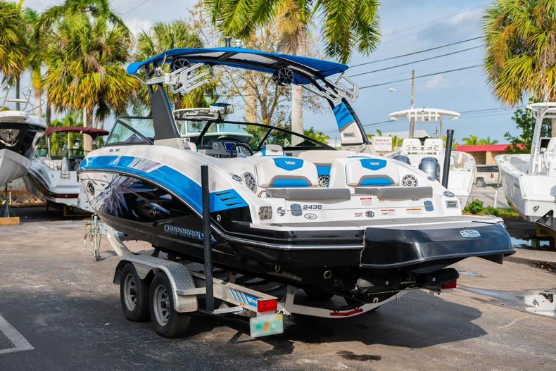 Thumbnail 5 for Used 2017 Chaparral 2430 VRX boat for sale in West Palm Beach, FL