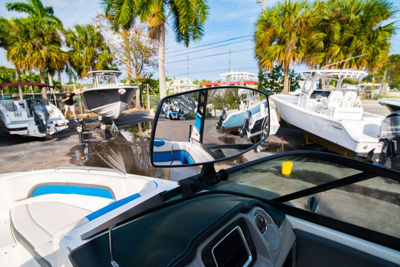 Thumbnail 29 for Used 2017 Chaparral 2430 VRX boat for sale in West Palm Beach, FL