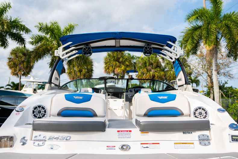 Thumbnail 9 for Used 2017 Chaparral 2430 VRX boat for sale in West Palm Beach, FL