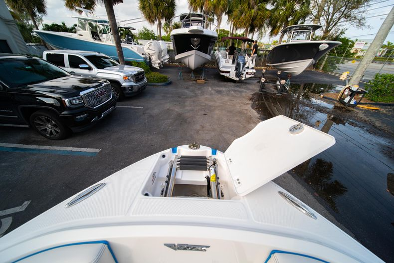 Thumbnail 54 for Used 2017 Chaparral 2430 VRX boat for sale in West Palm Beach, FL