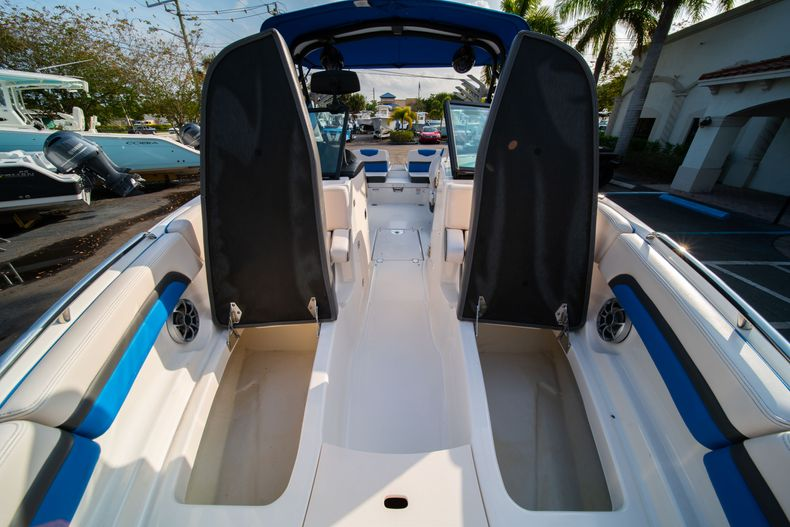 Thumbnail 51 for Used 2017 Chaparral 2430 VRX boat for sale in West Palm Beach, FL