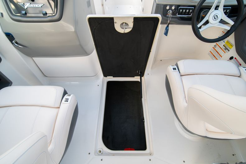 Thumbnail 24 for Used 2017 Chaparral 2430 VRX boat for sale in West Palm Beach, FL