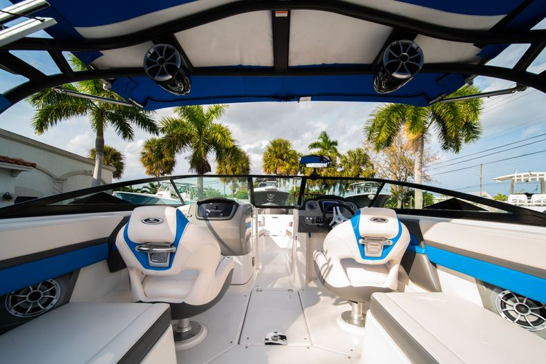 Thumbnail 13 for Used 2017 Chaparral 2430 VRX boat for sale in West Palm Beach, FL