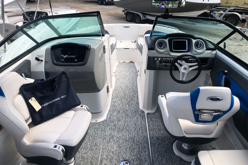 Thumbnail 59 for Used 2017 Chaparral 2430 VRX boat for sale in West Palm Beach, FL