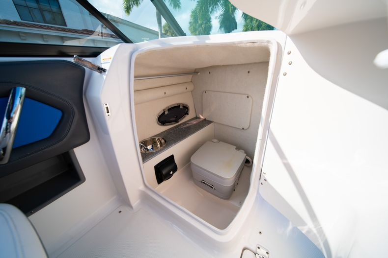 Thumbnail 40 for Used 2017 Chaparral 2430 VRX boat for sale in West Palm Beach, FL