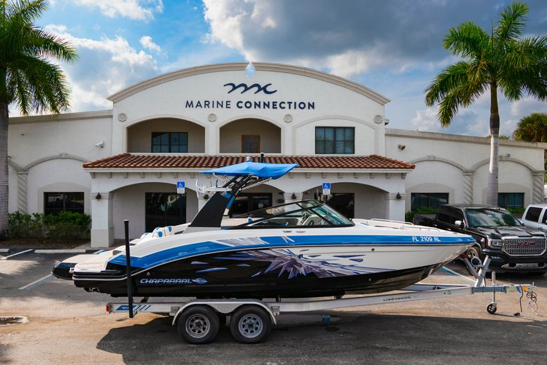 Used 2017 Chaparral 2430 VRX boat for sale in West Palm Beach, FL