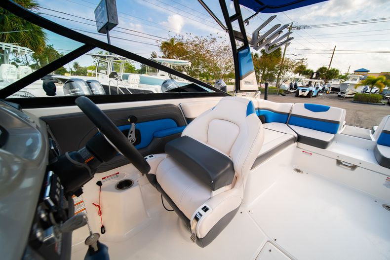 Thumbnail 34 for Used 2017 Chaparral 2430 VRX boat for sale in West Palm Beach, FL
