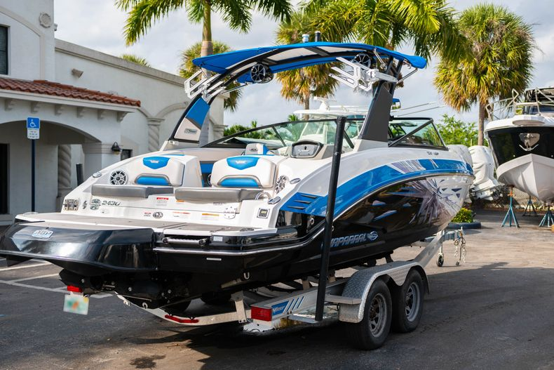 Thumbnail 7 for Used 2017 Chaparral 2430 VRX boat for sale in West Palm Beach, FL