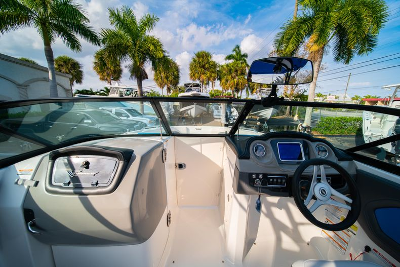Thumbnail 45 for Used 2017 Chaparral 2430 VRX boat for sale in West Palm Beach, FL