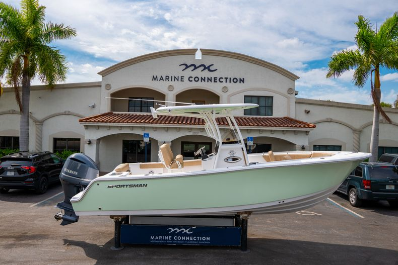 New 2020 Sportsman Open 242 Center Console boat for sale in West Palm Beach, FL