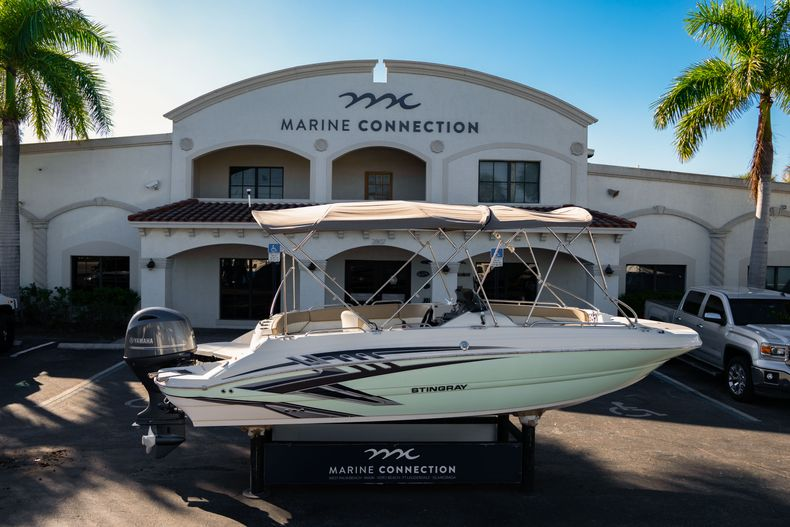 Used 2018 Stingray 192SC boat for sale in West Palm Beach, FL