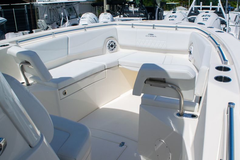 Thumbnail 46 for New 2020 Cobia 320 CC Center Console boat for sale in West Palm Beach, FL